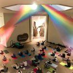 Yoga at the MOA