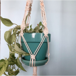 Macrame Plant Hanger with Marti Woolford of Marti Makes