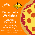 California Pizza Kitchen – Pizza Party Workshop