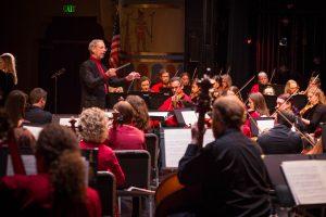 Red Dress Concert