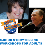 Free 8-hour Storytelling Workshop-Taylorsville Senior Center