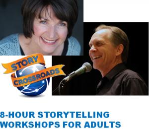 Free 8-hour Storytelling Workshop-Taylorsville Senior Center