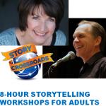Free 8-hour Storytelling Workshop-Riverton Senior Center