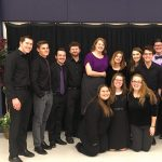 Jazz @ the Station with Weber State Vocal Jazz