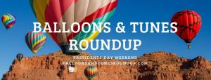 6th Annual Balloons and Tunes Roundup