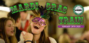 Mardi Gras Train