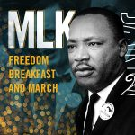 MLK Jr. Freedom Breakfast & March