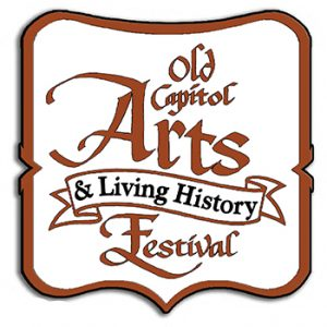 Old Capitol Arts and Living History Festival