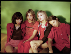 The Paranoyds and Spendtime Palace