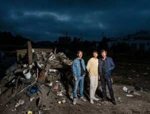 Peter Bjorn and John -POSTPONED