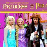 Princess and Pirate Train