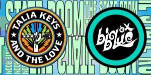 Talia Keys & The Love + Big Blue Ox
