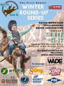2020 Winter Round-up Series Rodeo
