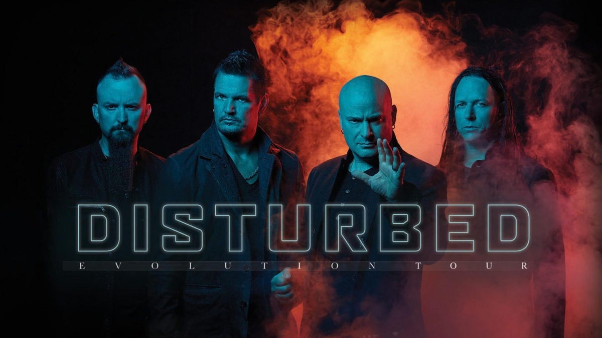 Disturbed: The Sickness 20th Anniversary Tour With Staind & Bad Wolves- CANCELLED