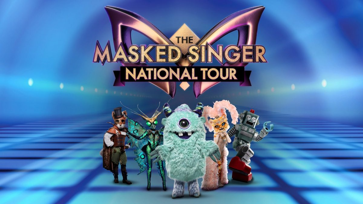 The Masked Singer National Tour- RESCHEDULED