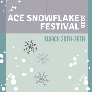 Snowflake Festival 2020 (CANCELED)