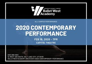 2020 Contemporary Performance