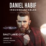 Daniel Habif: Inquebrantables Tour 2020 -POSTPONED