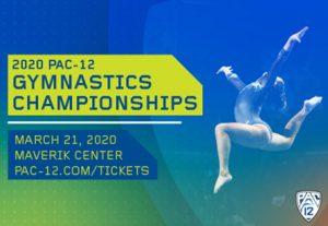 2020 Pac-12 Women's Gymnastics Championships -CANCELLED
