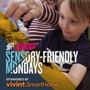 Sensory-Friendly Mondays- ONLINE