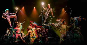 Cirque du Soleil: Bazzar - CANCELLED