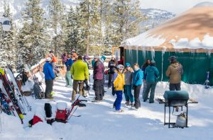 Beaver Mountain Tailgate Party