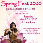 Belly Dance Spring Fest 2020 -VENUE CLOSED