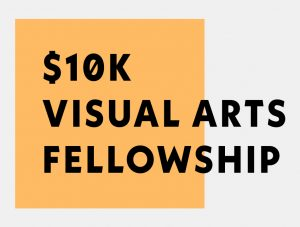 $10K Visual Arts Fellowship