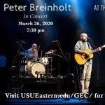 Peter Breinholt in Concert  -CANCELLED