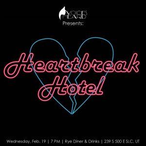 Voices Heard: Heartbreak Hotel