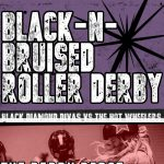 """Wasatch Roller Derby """"Black-n-Bruised"""" Bout"""