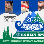 2020 Great American Beard & Moustache Championship- CANCELLED