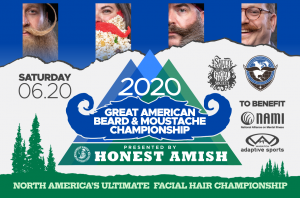 2020 Great American Beard & Moustache Champion...