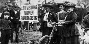 Cycles & Suffragettes