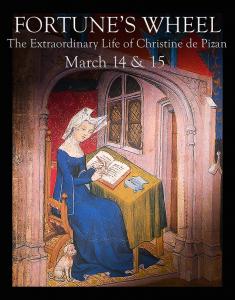 Fortune's Wheel: The Extraordinary Life of Christine de Pizan