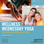 POSTPONED: Wellness Wednesday Yoga