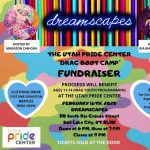 Drag Boot Camp fundraiser