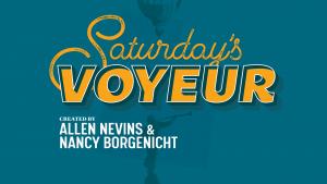 SATURDAY'S VOYEUR 2020 by Allen Nevins & Nancy...