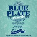 Blue Plate Awards -POSTONED