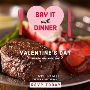 Valentine's Day Dinner