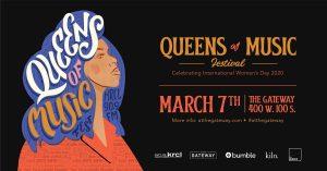Queens of Music Festival - International Women's D...