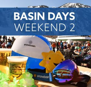 Basin Days Weekend 2 -CANCELLED
