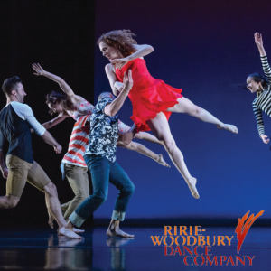 Ririe Woodbury Dance Company in Concert
