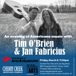 Tim O'Brien with Jan Fabricius: Bluegrass
