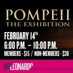 Pompeii After Dark