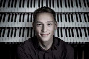 Lukas Hasler - organ recital