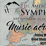AMERICAN WEST SYMPHONY -CANCELLED