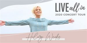 Hilary Weeks - Live All In