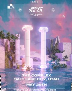 PLS&TY @ The Complex- CANCELLED