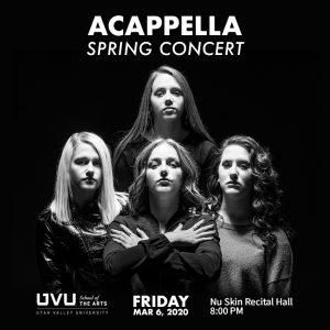 Acappella Spring Concert